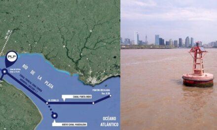 Avanza el canal Magdalena: finalizó el trámite ambiental