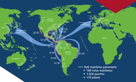 Conectando al mundo a través del Canal de Panamá