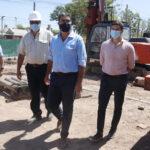 Avanzan las obras viales de acceso al Puerto de Barranqueras