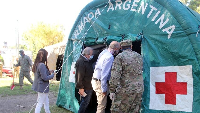 Argentina: la Sanidad Naval en época de pandemia