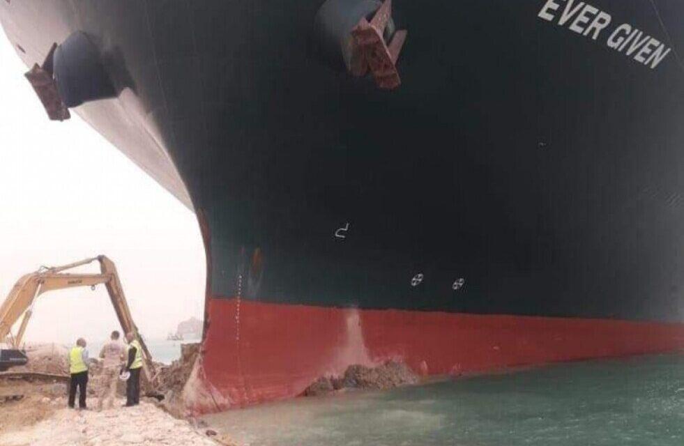 Egipto: la multimillonaria compensación que exige el país para devolver el carguero Ever Given a sus propietarios