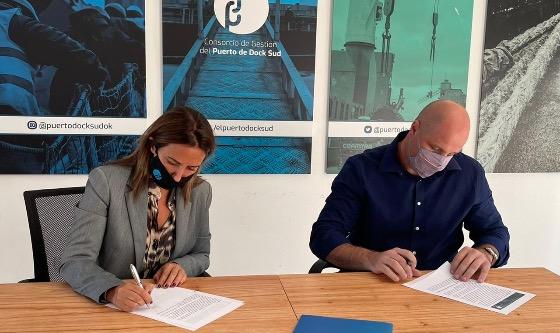 Puerto Dock Sud firma junto al Sindicato APDFA un Protocolo para Casos de Violencia de Género