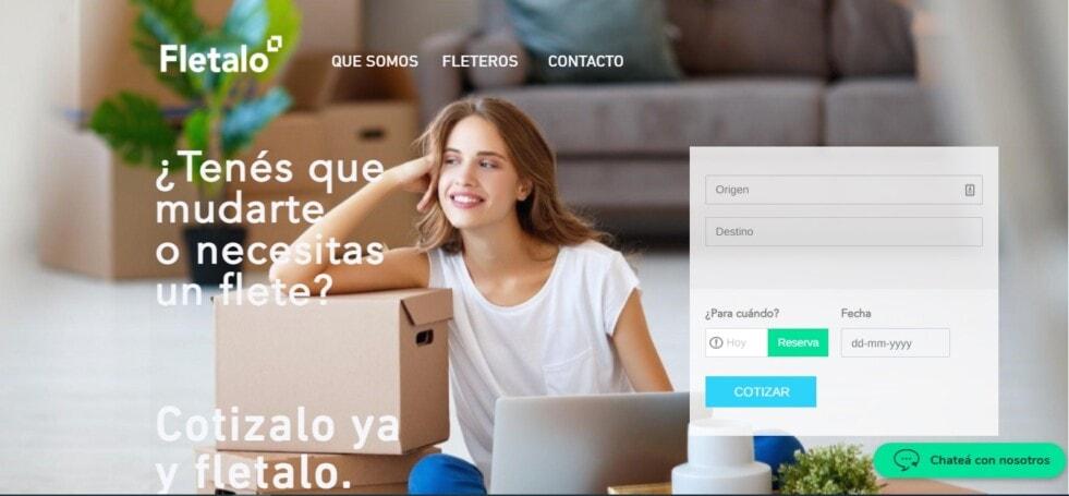 Fletalo fue seleccionada para el programa Google for startups