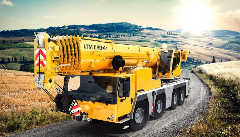 El Grupo Liebherr alcanza un volumen de ventas anual de más de diez mil millones de euros
