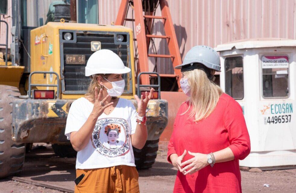 Diputados nacionales visitaron el puerto de San Nicolás y destacaron las medidas para proteger su actividad