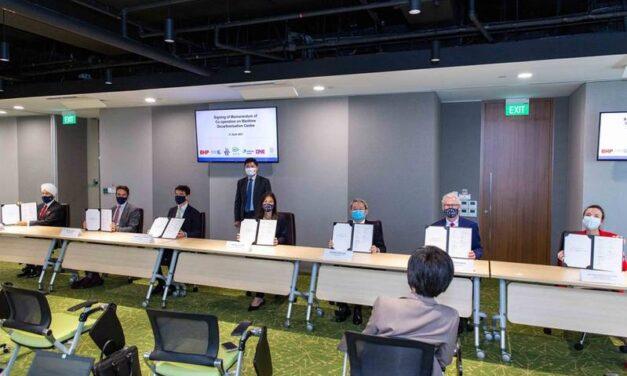 Singapur lanza un fondo de  90 millones para la descarbonización en la industria naviera
