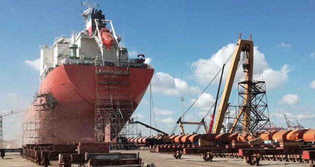 Tandanor: Avanza el proyecto de construcción del buque hidrográfico Swath según lo planificado
