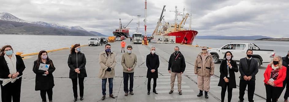 Realizarán estudios  para mejorar la seguridad en el transporte en tierra de Fuego