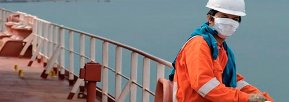 """Marítimos reclaman ser declarados """"trabajadores esenciales"""""""