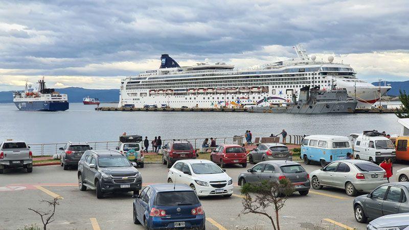 Ushuaia: El puerto podría demandar por la frustrada ampliación de 2016