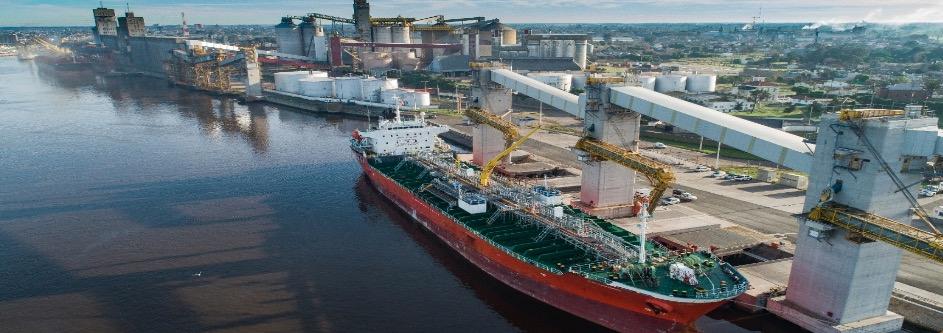 Los puertos de la Provincia garantizaron la actividad a pesar de la pandemia