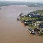 Puerto San Martín tendrá un lugar estratégico para instalar un puesto de control sanitario para embarcados