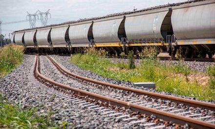 Crece el transporte de mercancías por ferrocarril