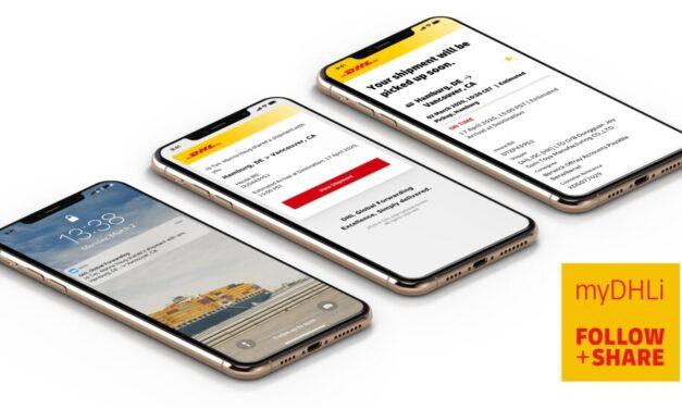 DHL introduce innovaciones en su plataforma digital ante el aumento del 56% en sus transacciones