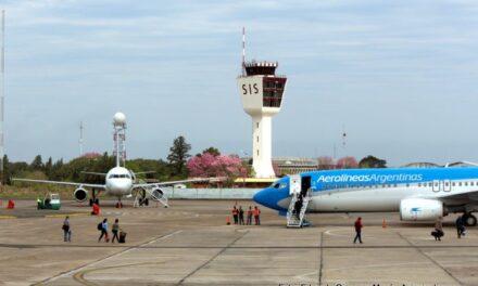 Aeropuerto de Resistencia, Chaco, opera con el nuevo sistema ILS