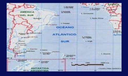 TANDANOR: charla sobre la situación geoestratégica del Atlantico Sur