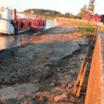 Ante bajante del río Paraná el gobierno acuerda con Brasil operar para que aumente el caudal del río