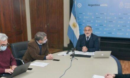 Basterra mantuvo un encuentro con el secretario de Agricultura de Estados Unidos