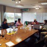 CARU, Provincia y Municipios dan forma a un plan de protección del borde costero