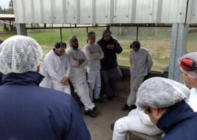 URGARA, junto a otros gremios y empresarios, pidió la vacunación de 73 mil trabajadores