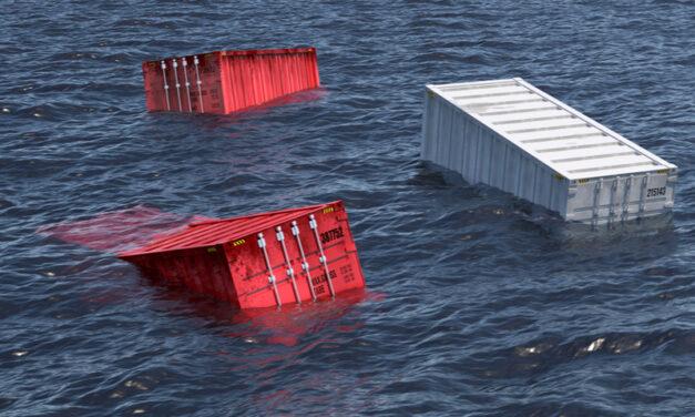 La OMI preocupada por los contenedores perdidos en el mar