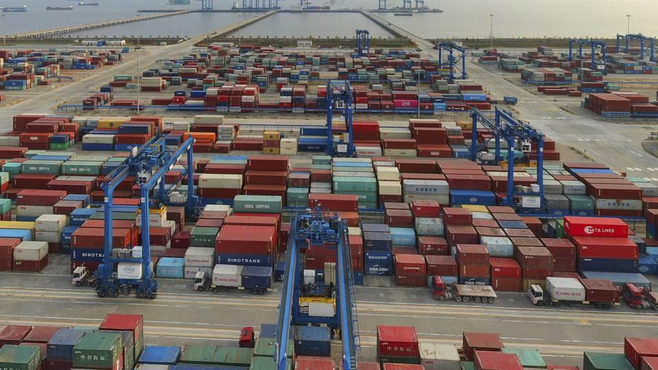 Comercio internacional del G20 alcanzó récord en el primer trimestre del año