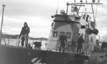 Se cumple un nuevo aniversario de la hazaña de la Prefectura Naval Argentina en la Guerra de Malvinas