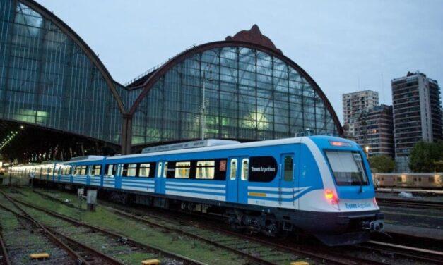 Línea Mitre: Comienza la histórica obra para renovar el ingreso de trenes a Retiro
