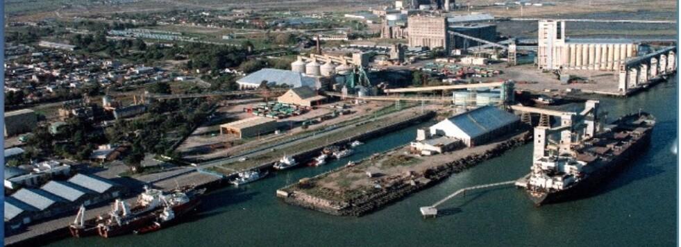 Se descargaron 281.835 toneladas de granos en el puerto de Bahía Blanca