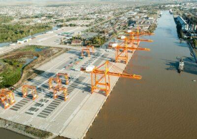 El Puerto La Plata ofrecerá una salida al mar para Bolivia