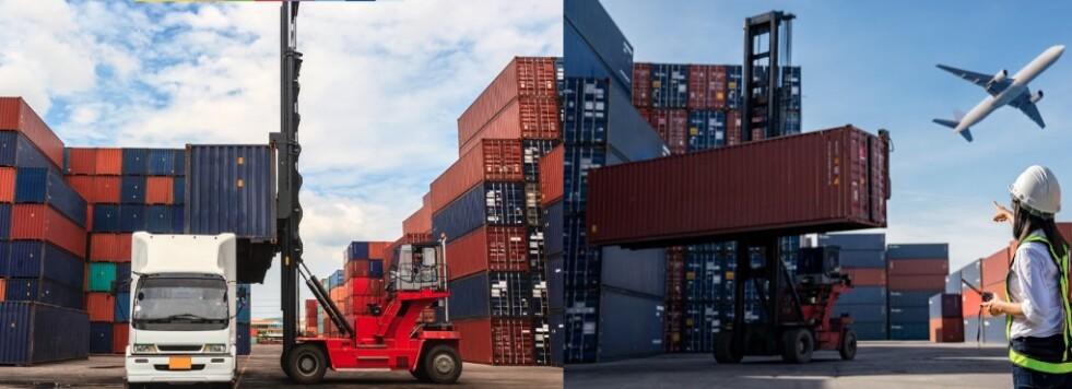 ¿Cuáles son los desafíos que enfrentaron los especialistas en logística y comercio exterior?