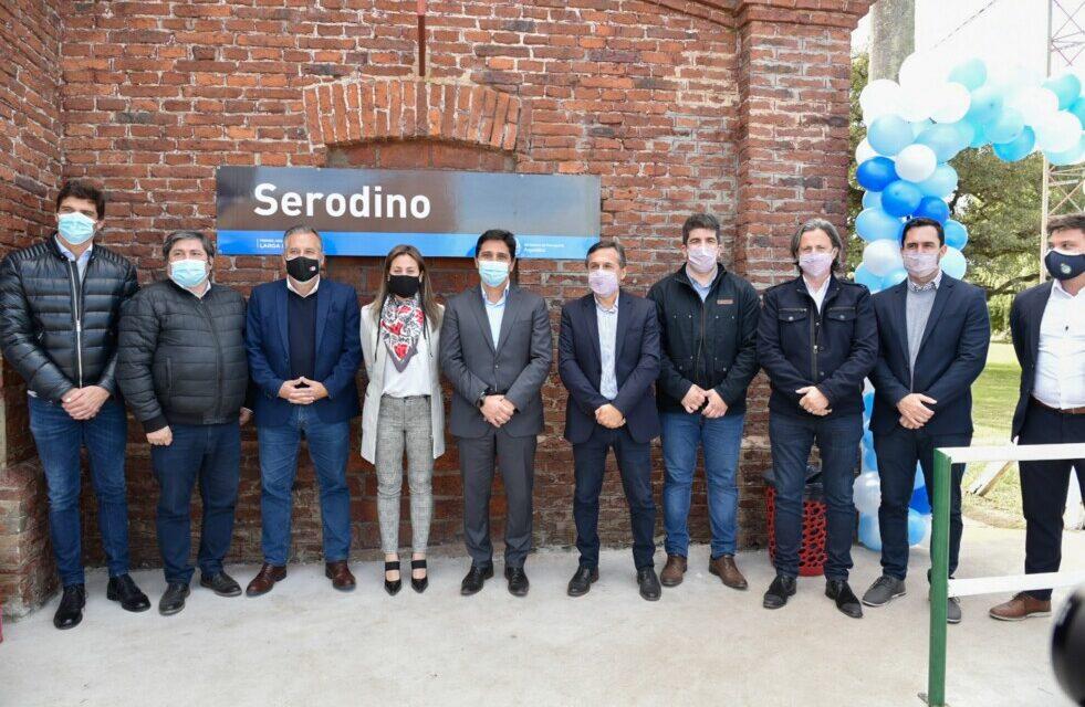 El tren tucumano volvió a parar en Serodino
