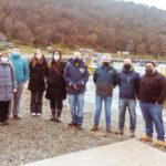 USHUAIA: Integrantes de la ANMAT relevaron las condiciones de elaboración de alimentos provenientes del mar