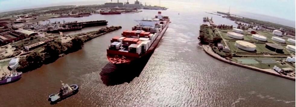 El Parlasur debate sobre las vías navegables
