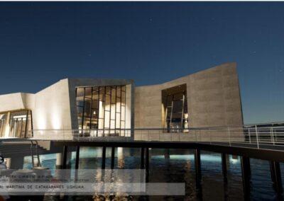 Ushuaia: presentaron el proyecto del nuevo muelle comercial de la DPP