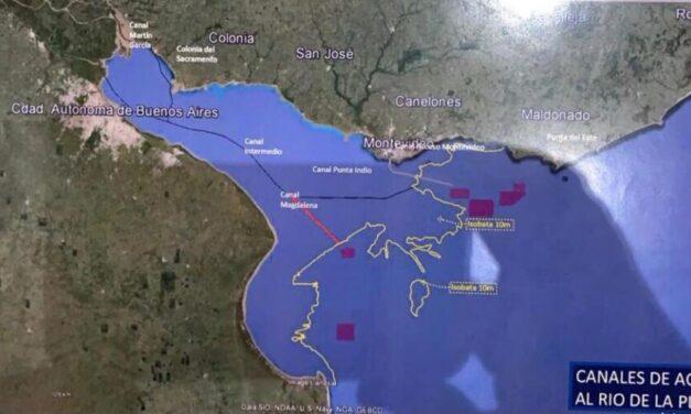 ABIN apoya el proyecto de construcción del Canal Magdalena
