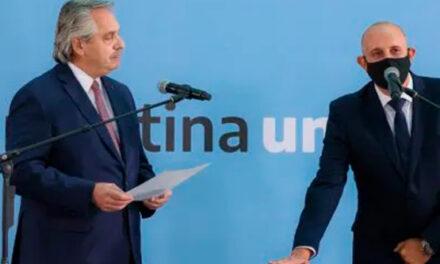 """Tras asumir como ministro, Guerrera se refirió a la Hidrovía: """"No vamos por el camino de la estatización"""""""