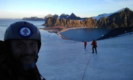 Esta semana se celebró el año nuevo antártico
