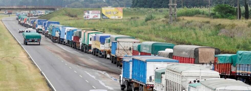Los costos de transportar mercadería treparon un 26% en lo que va del año