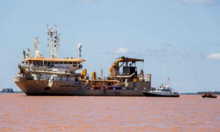 Cómo es el plan para que el puerto de Barranqueras se mantenga operativo todo el año