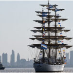 Fragata Libertad: 58 años surcando los mares del mundo