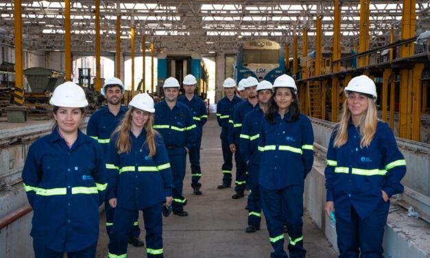 Un cambio cultural en el sector industrial ferroviario. TMH incorpora mujeres a su plantel operativo