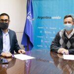 La administración general de puertos asistirá a puerto Rosales en la reconstrucción del muelle