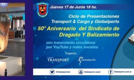 Programa especial por el 50º Aniversario del Sindicato de Dragado y Balizamiento