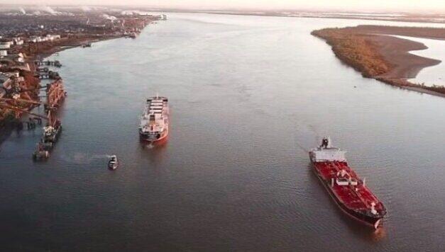 """Bajante del Paraná: """"Hay un perjuicio de un 25% menos de la capacidad de carga"""""""