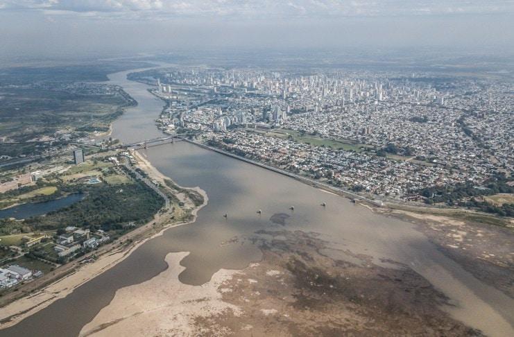 Bajante del Río Paraná: julio sería crítico y se alcanzarían niveles del siglo pasado
