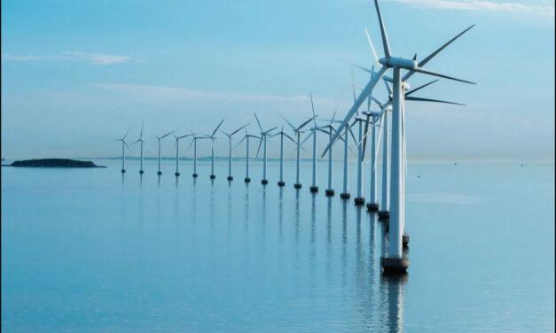 Más de 200 GW de nuevos proyectos de eólica marina se han anunciado en el mundo desde principios de 2020