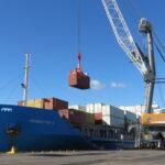 Desde Euroamérica se exporta carga en contenedores al mundo