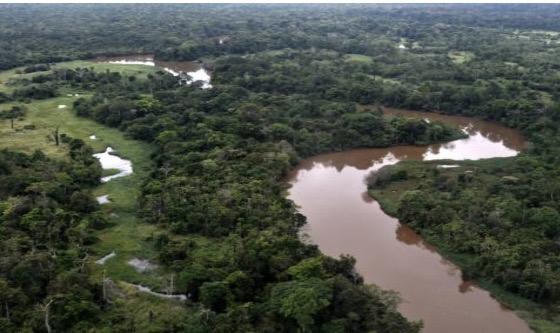 Bolivia anunció obras de la nueva hidrovía hacia el Atlántico por la cuenca amazónica