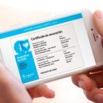 Más de 7 millones de argentinos tienen el Certificado de Vacunación Digital en sus celulares